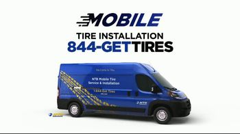 National Tire & Battery TV Spot, 'Buy Three, Get One Free: Oil Change and Mobile Tire Installation'