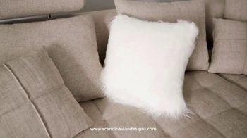 Scandinavian Designs TV Spot, 'Quality Craftsmanship' - Thumbnail 3