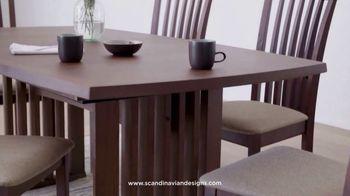 Scandinavian Designs TV Spot, 'Quality Craftsmanship' - Thumbnail 6