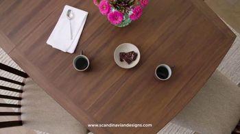 Scandinavian Designs TV Spot, 'Quality Craftsmanship' - Thumbnail 7