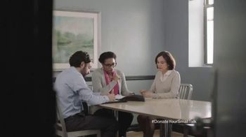 FosterMore.org TV Spot, 'Donate Your Small Talk: Conference Call' - Thumbnail 1