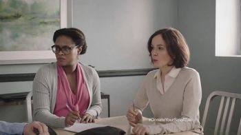 FosterMore.org TV Spot, 'Donate Your Small Talk: Conference Call' - Thumbnail 4