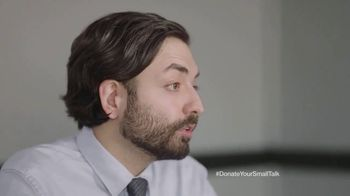 FosterMore.org TV Spot, 'Donate Your Small Talk: Conference Call' - Thumbnail 6
