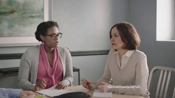 FosterMore.org TV Spot, 'Donate Your Small Talk: Conference Call' - Thumbnail 8