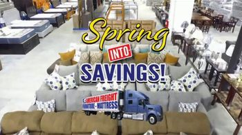 American Freight Spring Into Savings TV Spot, 'Don't Just Rent' - Thumbnail 2