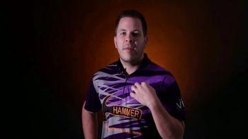 Hammer Bowling TV Spot, 'The Toughest' Featuring Bill O'Neill - Thumbnail 10