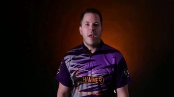Hammer Bowling TV Spot, 'The Toughest' Featuring Bill O'Neill