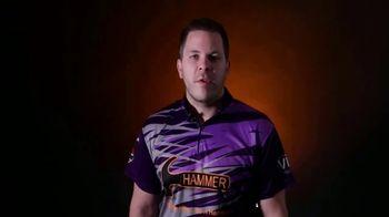 Hammer Bowling TV Spot, 'The Toughest' Featuring Bill O'Neill - Thumbnail 4