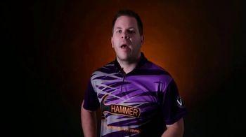 Hammer Bowling TV Spot, 'The Toughest' Featuring Bill O'Neill - Thumbnail 8