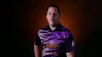 Hammer Bowling TV Spot, 'The Toughest' Featuring Bill O'Neill - Thumbnail 9