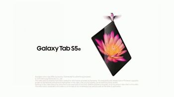 Samsung Galaxy Tab S5e TV Spot, 'Babysitter' Song by France Gall - Thumbnail 8