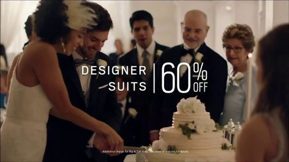 Men's Wearhouse TV Commercial, 'Good On You: Rental Packages & Joe Express  Suits' Song by Free - Video