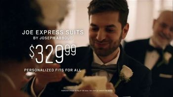 Men's Wearhouse TV Spot, 'Good On You: Rental Packages & Joe Express Suits' Song by Free - Thumbnail 6