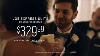 Men's Wearhouse TV Spot, 'Good On You: Rental Packages & Joe Express Suits' Song by Free - Thumbnail 7