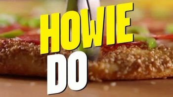 Hungry Howie's Cinco De Mayo Special TV Spot, 'Large One-Topping Pizza' Song by Montell Jordan - Thumbnail 2