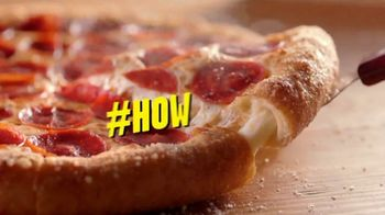 Hungry Howie's Cinco De Mayo Special TV Spot, 'Large One-Topping Pizza' Song by Montell Jordan - Thumbnail 3