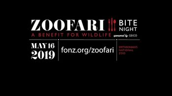 Smithsonian National Zoo TV Spot, '2019 Bite Night' - Thumbnail 9