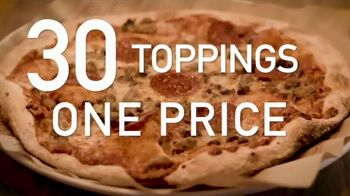 MOD Pizza TV Spot, '144 Quadrillion Combinations' - Thumbnail 5