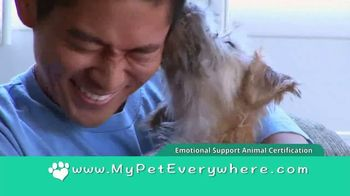My Pet Everywhere TV Spot, 'Stressed Out?' - Thumbnail 9