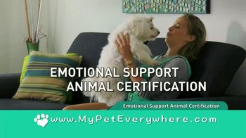 My Pet Everywhere TV Spot, 'Stressed Out?' - Thumbnail 4