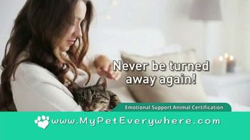 My Pet Everywhere TV Spot, 'Stressed Out?' - Thumbnail 5