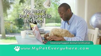 My Pet Everywhere TV Spot, 'Stressed Out?' - Thumbnail 8