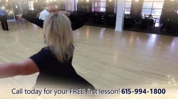 National Dance Clubs TV Spot, 'Sparkle: Free First Lesson' - Thumbnail 3