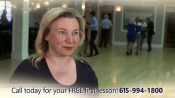 National Dance Clubs TV Spot, 'Sparkle: Free First Lesson'