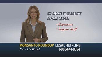 Onder Law Firm TV Spot, 'Monsanto Roundup Legal Helpline' - Thumbnail 9
