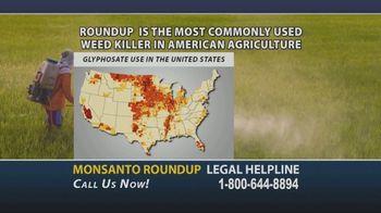 Onder Law Firm TV Spot, 'Monsanto Roundup Legal Helpline' - Thumbnail 6