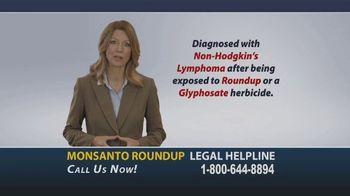 Onder Law Firm TV Spot, 'Monsanto Roundup Legal Helpline' - Thumbnail 7