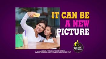 Planet Fitness Mother's Day Sale TV Spot, 'Bring in a Picture' - Thumbnail 4