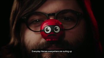 Comic Relief TV Spot, '2019 Red Nose Day: Everyday Heroes' - Thumbnail 6