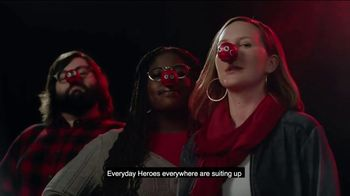 Comic Relief TV Spot, '2019 Red Nose Day: Everyday Heroes' - Thumbnail 7