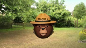 Smokey Bear Campaign TV Spot, 'Smokey Bear's 75th Birthday' Featuring Jeff Foxworthy - Thumbnail 4