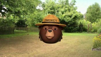 Smokey Bear Campaign TV Spot, 'Smokey Bear's 75th Birthday' Featuring Jeff Foxworthy - Thumbnail 5