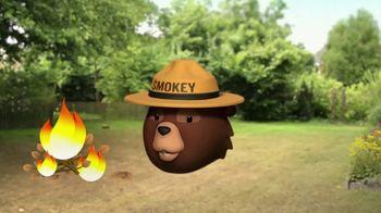 Smokey Bear Campaign TV Spot, 'Smokey Bear's 75th Birthday' Featuring Jeff Foxworthy - Thumbnail 7