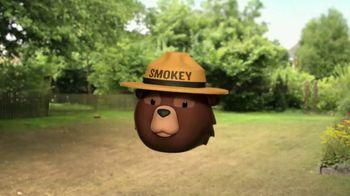 Smokey Bear Campaign TV Spot, 'Smokey Bear's 75th Birthday' Featuring Jeff Foxworthy - Thumbnail 8