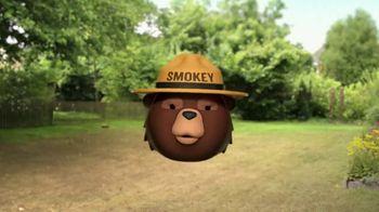 Smokey Bear Campaign TV Spot, 'Smokey Bear's 75th Birthday' Featuring Jeff Foxworthy - Thumbnail 9