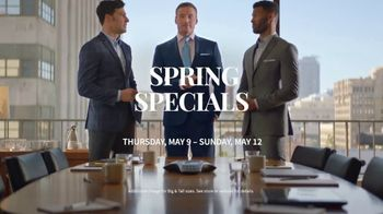 JoS. A. Bank Spring Specials TV Spot, 'Men's Apparel Deals' - Thumbnail 9