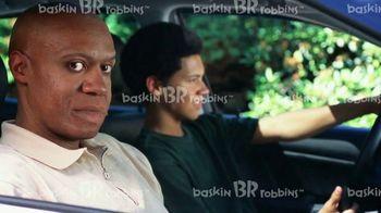 Baskin-Robbins Ice Cream TV Spot, 'Driving Is Hard' - Thumbnail 1