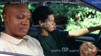 Baskin-Robbins Ice Cream TV Spot, 'Driving Is Hard'