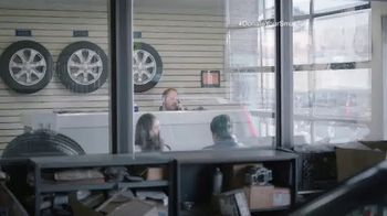 FosterMore.org TV Spot, 'Donate Your Small Talk: Tire Store' - Thumbnail 1