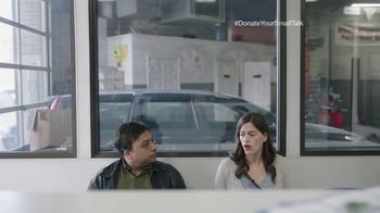FosterMore.org TV Spot, 'Donate Your Small Talk: Tire Store' - Thumbnail 4
