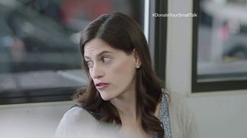 FosterMore.org TV Spot, 'Donate Your Small Talk: Tire Store' - Thumbnail 5