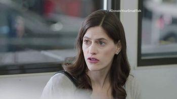 FosterMore.org TV Spot, 'Donate Your Small Talk: Tire Store'