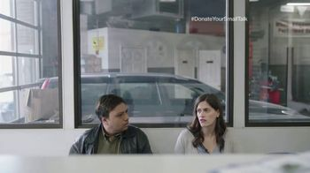 FosterMore.org TV Spot, 'Donate Your Small Talk: Tire Store' - Thumbnail 7