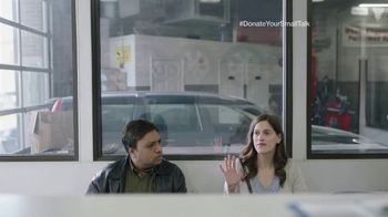 FosterMore.org TV Spot, 'Donate Your Small Talk: Tire Store' - Thumbnail 8