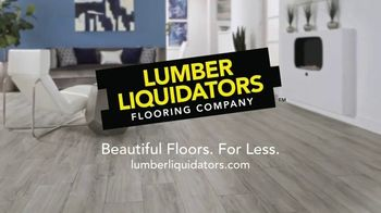 Lumber Liquidators Flooring Sale TV Spot, 'We've Got You Covered!' - Thumbnail 5