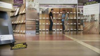 Lumber Liquidators Flooring Sale TV Spot, 'We've Got You Covered!'